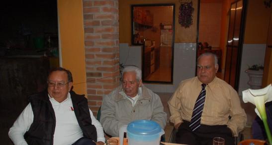 JEFES NACIONAL, REGIONAL DE MICHUACAN Y MUNICIPAL DE PAZTCUARO